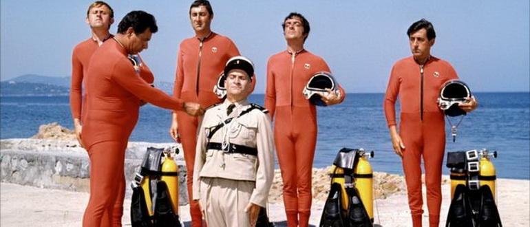 кино франция италия комедии 50 70 года