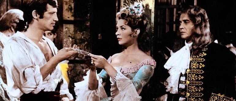 комедия Картуш (1962)