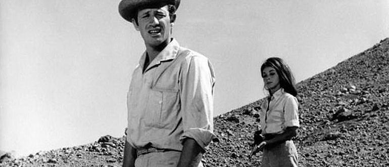 фильм Сто тысяч долларов на солнце (1964)