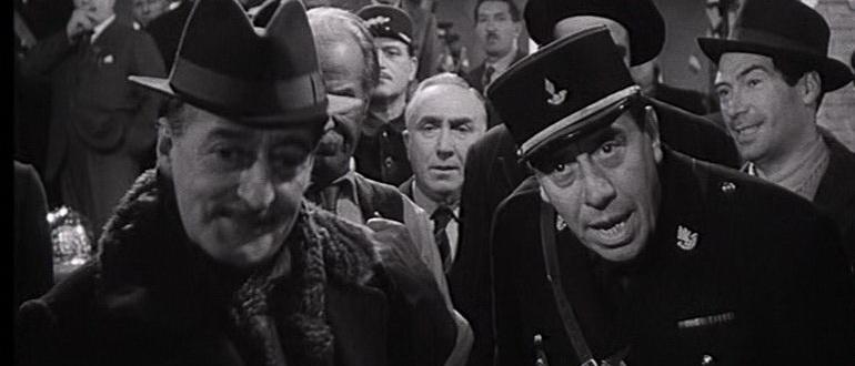 кадр из фильма Закон есть закон (1958)