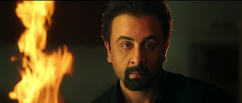 персонаж из фильма Санджай (2018)