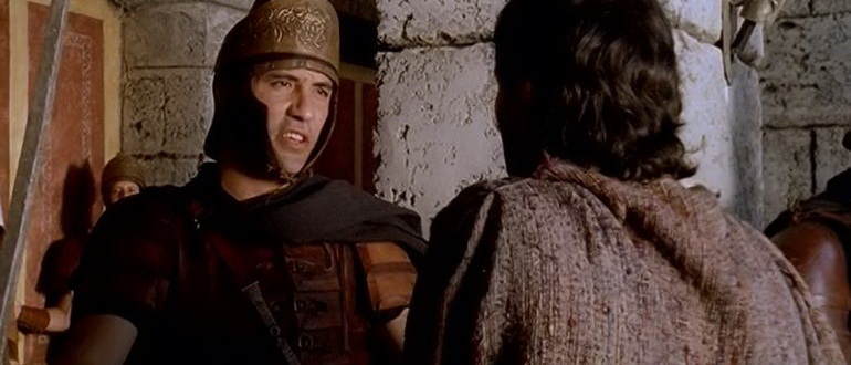 кадр из фильма Помпеи (2007)