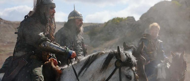 исторические фильмы про войны древнего мира
