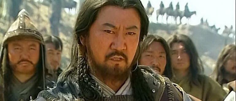 персонаж из фильма Чингисхан (2004)