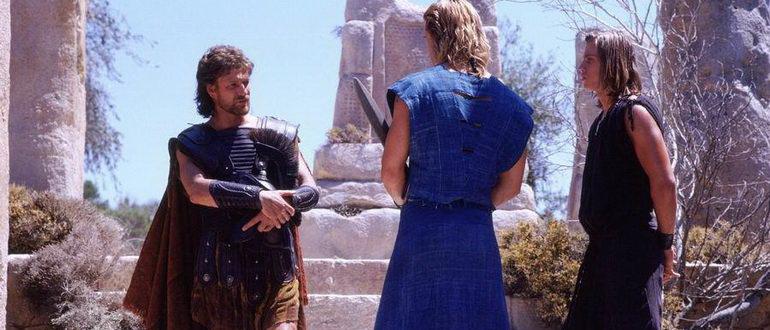 художественные фильмы исторические про древние цивилизации