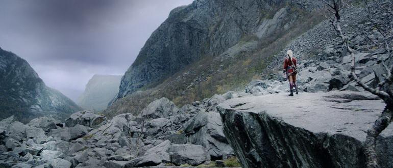 кадр из фильма Пленница. Побег (2012)