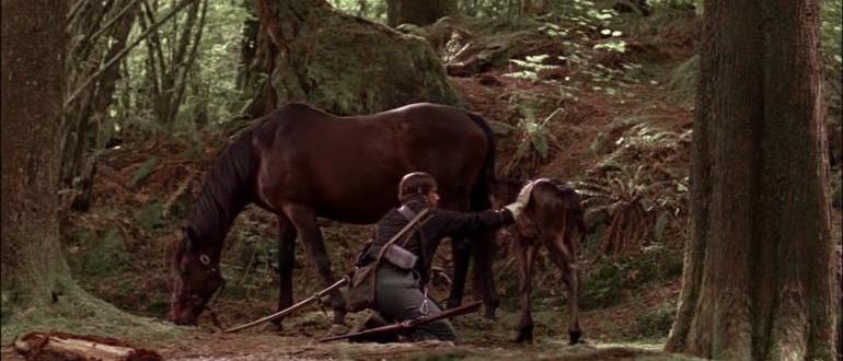 сцена из фильма Рожденный свободным (2005)