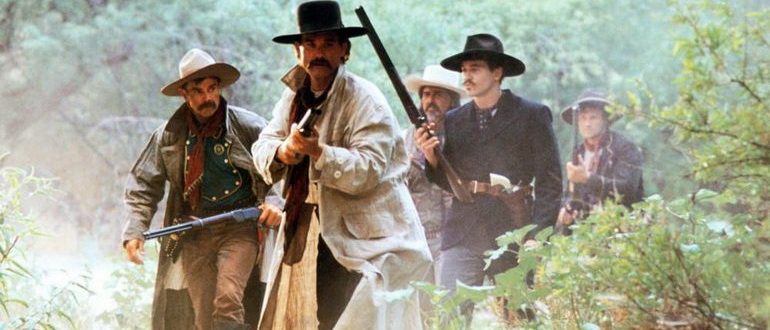 фильм Тумстоун: Легенда Дикого Запада (1993)
