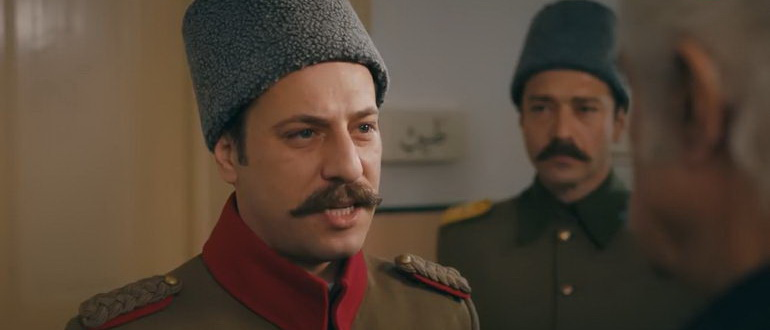 кадр из фильма Осада Эль-Кута (2018)