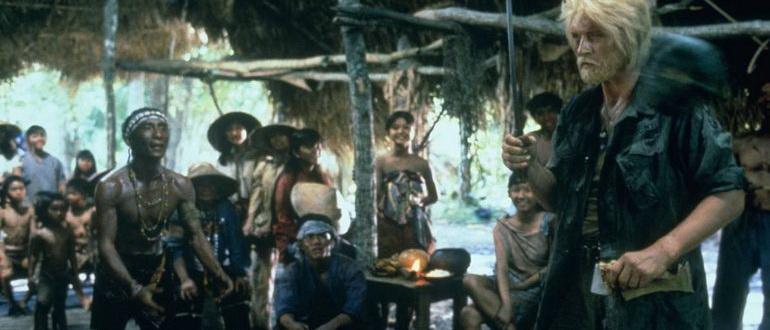 кадр из фильма Слепая ярость (1989)