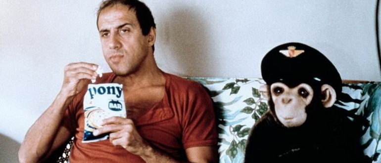 кадр из фильма Безумно влюбленный (1981)