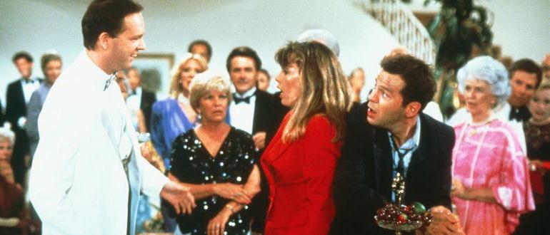 сцена из фильма Свидание вслепую (1987)