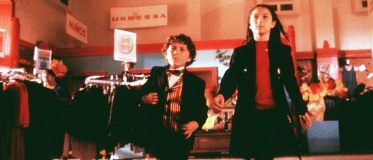 кадр из фильма Дети шпионов (2001)