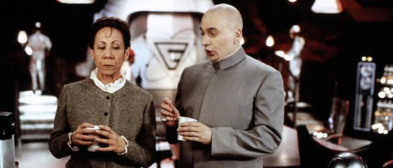 комедия Остин Пауэрс: Шпион, который меня соблазнил (1999)