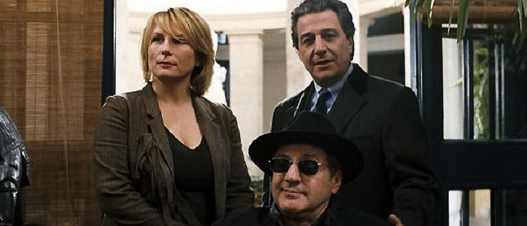 кадр из фильма Шпионские страсти (2006)