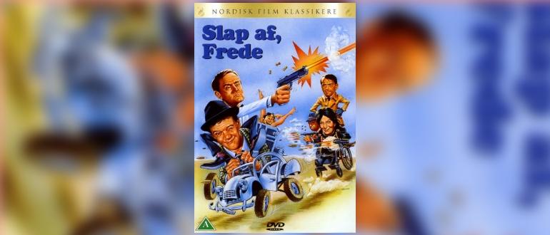 постер к фильму Расслабься, Фредди! (1966)