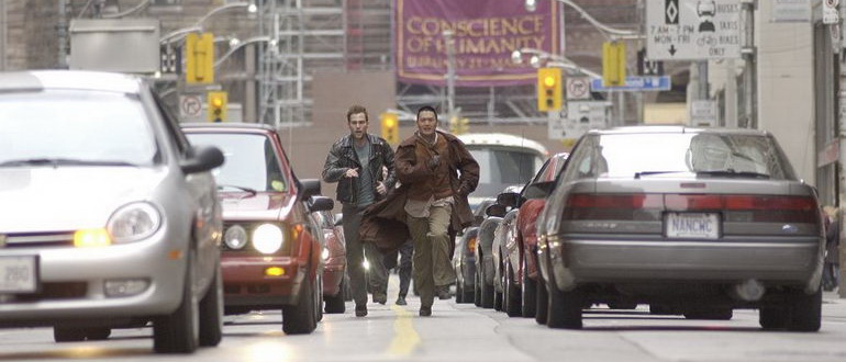 фильм Пуленепробиваемый монах (2003)
