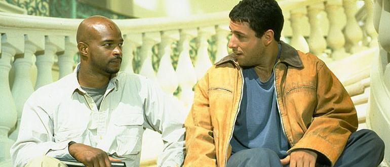 фильм Пуленепробиваемый (1996)