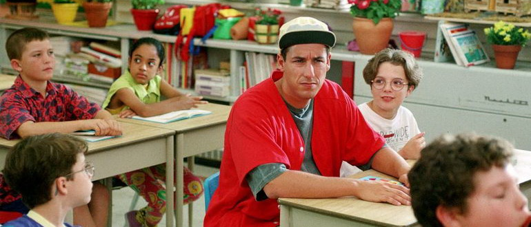 кадр из фильма Билли Мэдисон (1995)
