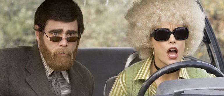 сцена из фильма Аферисты: Дик и Джейн развлекаются (2006)