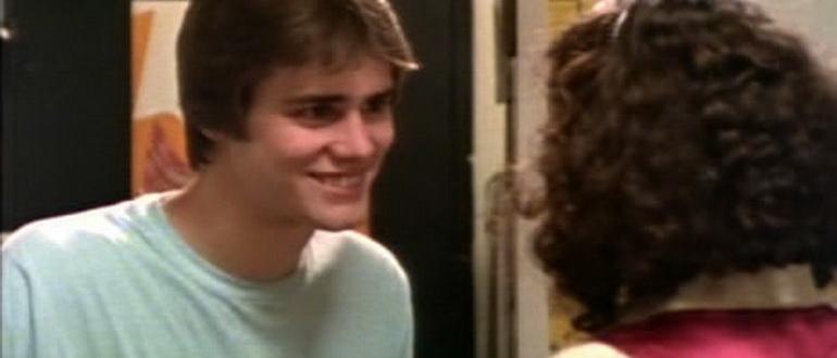 комедия Резиновое лицо (1983)