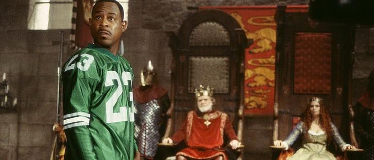 фильм Черный рыцарь (2001)