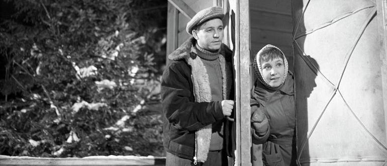 комедия Девчата (1961)