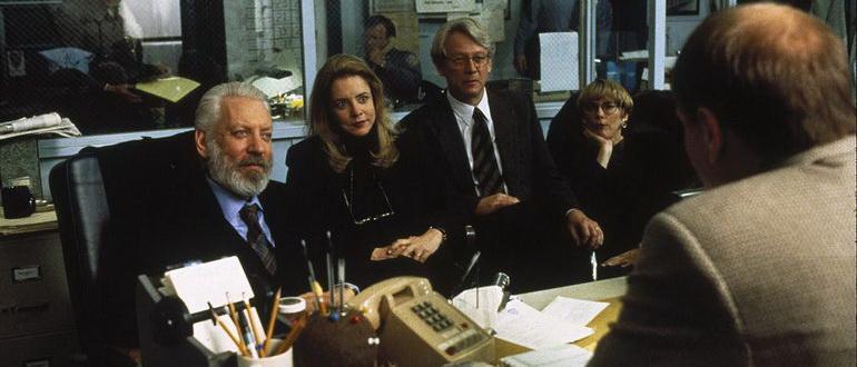 комедия Шесть Степеней Отчуждения (1993)