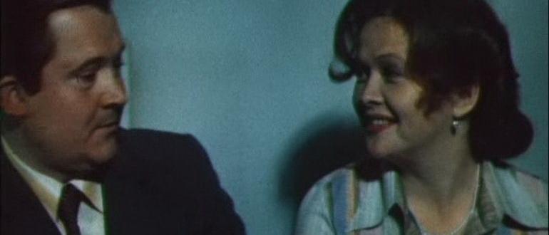 кадр из фильма Уходя - уходи (1978)