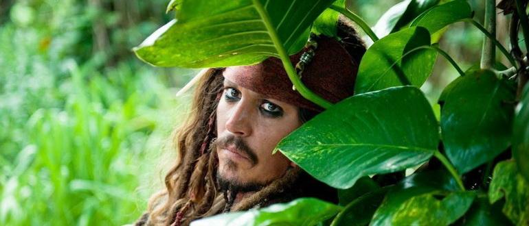 сцена из фильма Пираты Карибского моря 4: На странных берегах (2011)