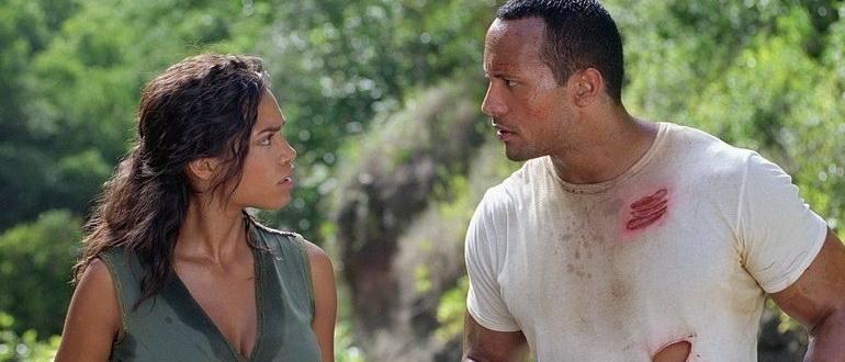 сцена из фильма Сокровище Амазонки (2004)