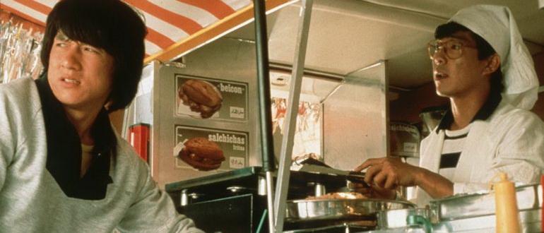 фильм Закусочная на колесах (1984)