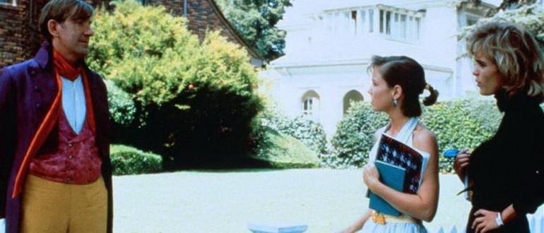 комедия Музей восковых фигур (1988)