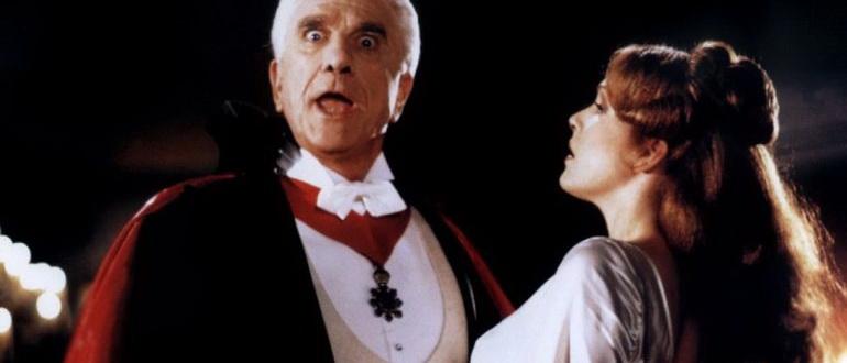 ужасы Дракула мертвый и довольный этим (1995)