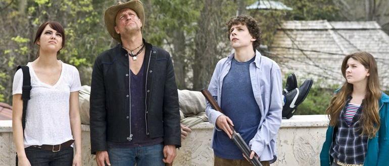 фильм Добро пожаловать в Zомбилэнд (2009)
