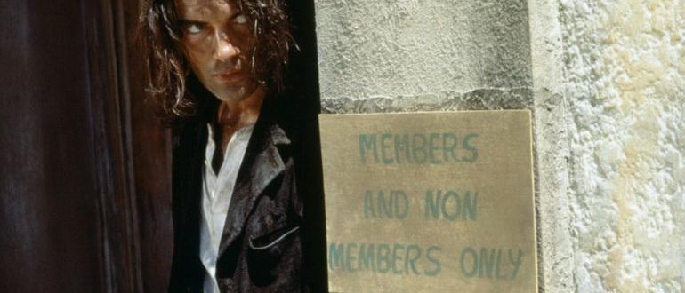 кадр из фильма Отчаянный (1995)
