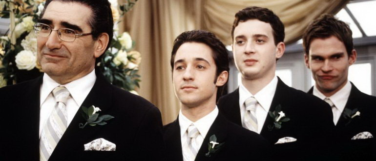 кадр из фильма Американский пирог 3: Свадьба (2003)
