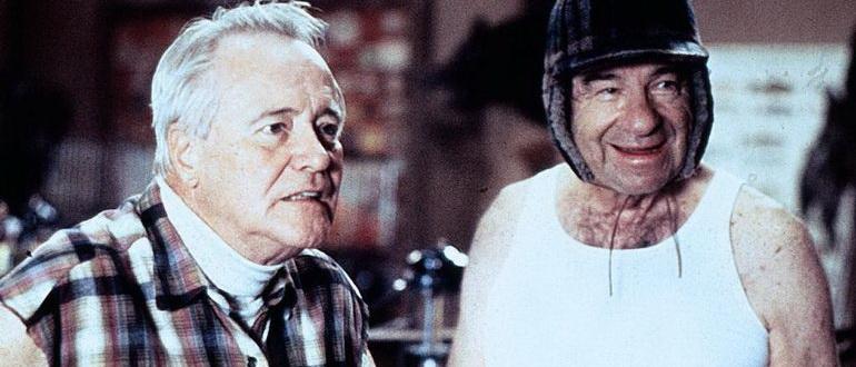 кадр из фильма Старые ворчуны (1993)