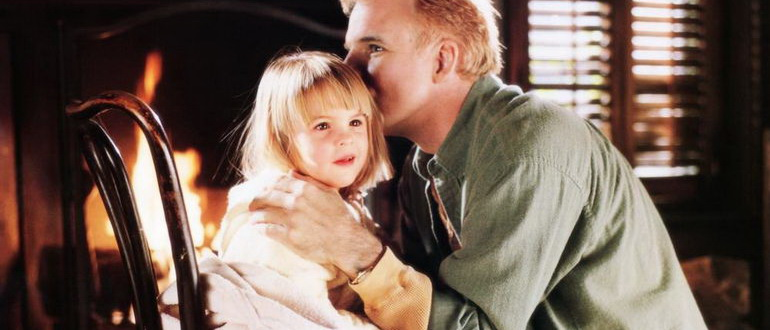 сцена из фильма Поворот судьбы (1994)