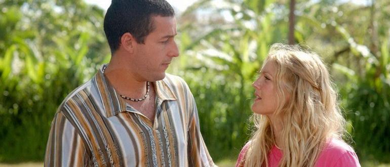 сцена из фильма 50 первых поцелуев (2004)