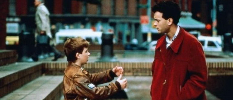 кадр из фильма Большой (1988)