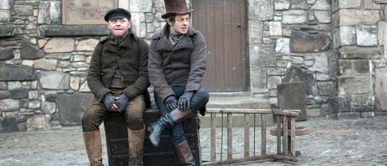 персонажи из фильма Ноги-руки за любовь (2011)
