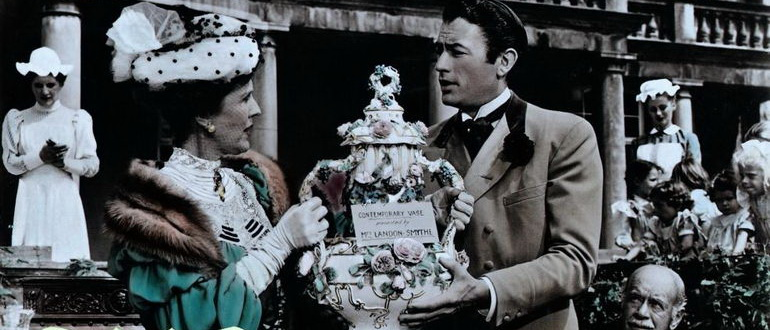 персонажи из фильма Банковский билет в миллион фунтов стерлингов (1954)