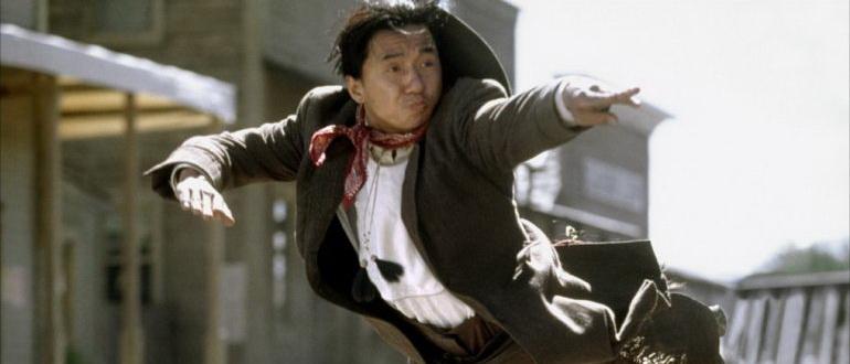 кадр из фильма Шанхайский полдень (2000)