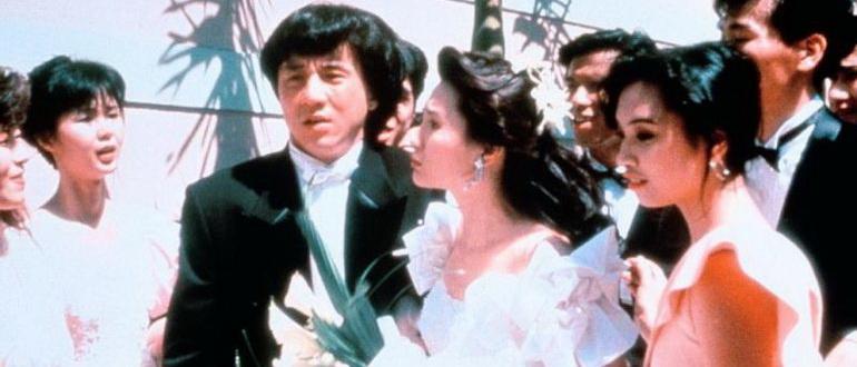 кадр из фильма Близнецы-драконы (1992)