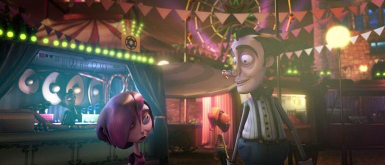 мультфильм Как приручить зомби (2012)