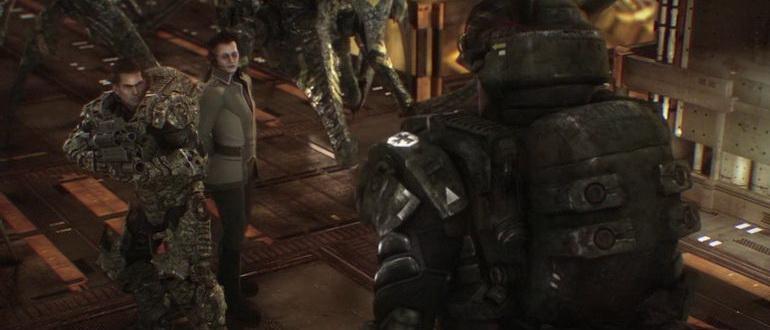 мультфильм Звездный десант: Вторжение (2012)