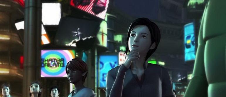 кадр из мультика Яблочное семя 2 (2007)