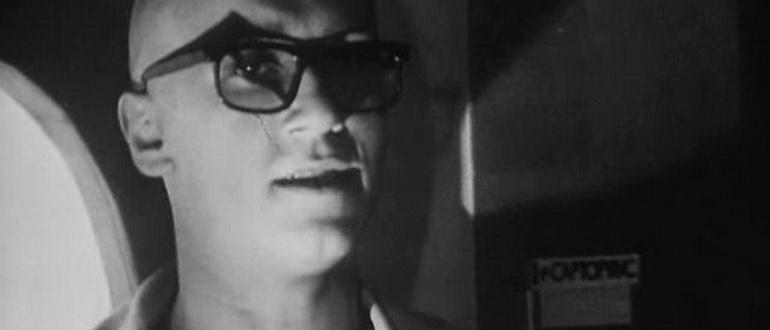 кадр из фильма Солярис (1968)