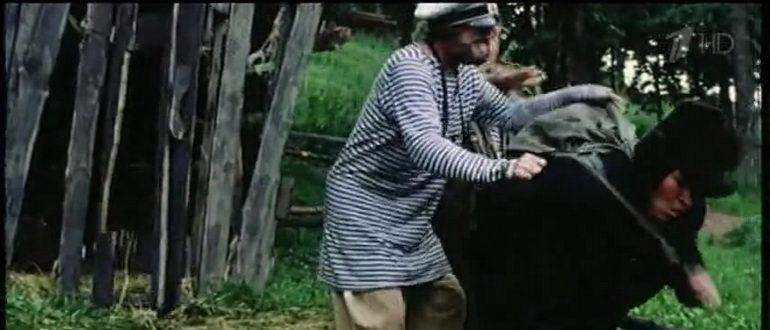 кадр из фильма Кадриль (1999)